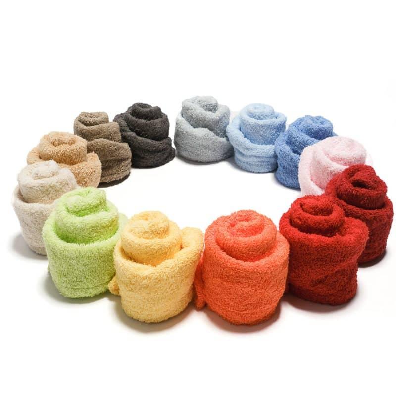 Turbans de bain