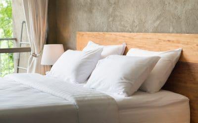 Guide des matières utilisées en linge de lit